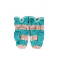 Дамски ръкавици с вълна...