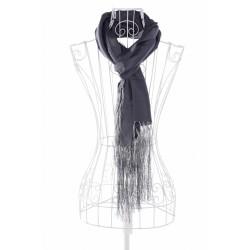 Дамски шал с коприна Pierre...