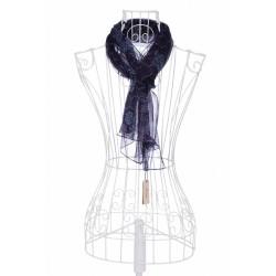 Дамски шал с коприна Caroll