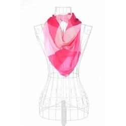 Дамски шал с коприна...
