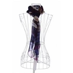Дамски шал с коприна Nice...