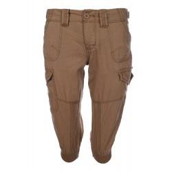 Дамски панталон с лен Vero...