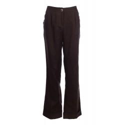 Дамски панталон с лен Tiffi