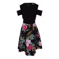 Дамска елегантна рокля Nice...