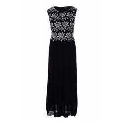 Дамска елегантна рокля Love...