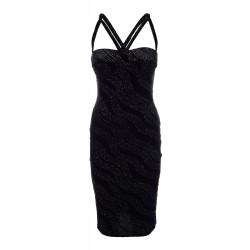Дамска елегантна рокля Evita