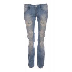 Дамски дънки Fanco Jeans