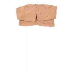 Детска жилетка с вълна Trasluz