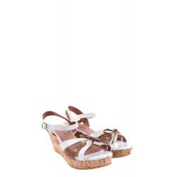 Дамски сандали с еко кожа,...