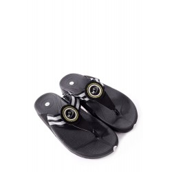 Дамски сандали с гума...
