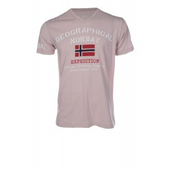 Мъжка тениска Geographical...