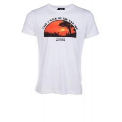 Мъжка тениска Trussardi Топ...