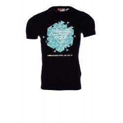 Мъжка тениска Rivaldi Black...