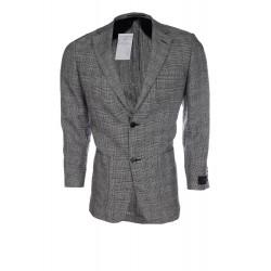 Мъжко елегантно сако с лен...