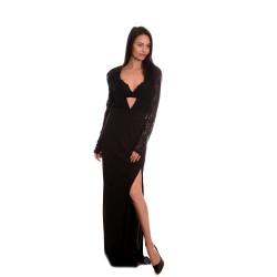 Дамска елегантна рокля True...