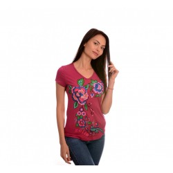 Дамска тениска с щампа Zelia